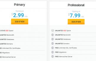 Đánh giá nhà cung cấp tên miền, hosting Hawkhost