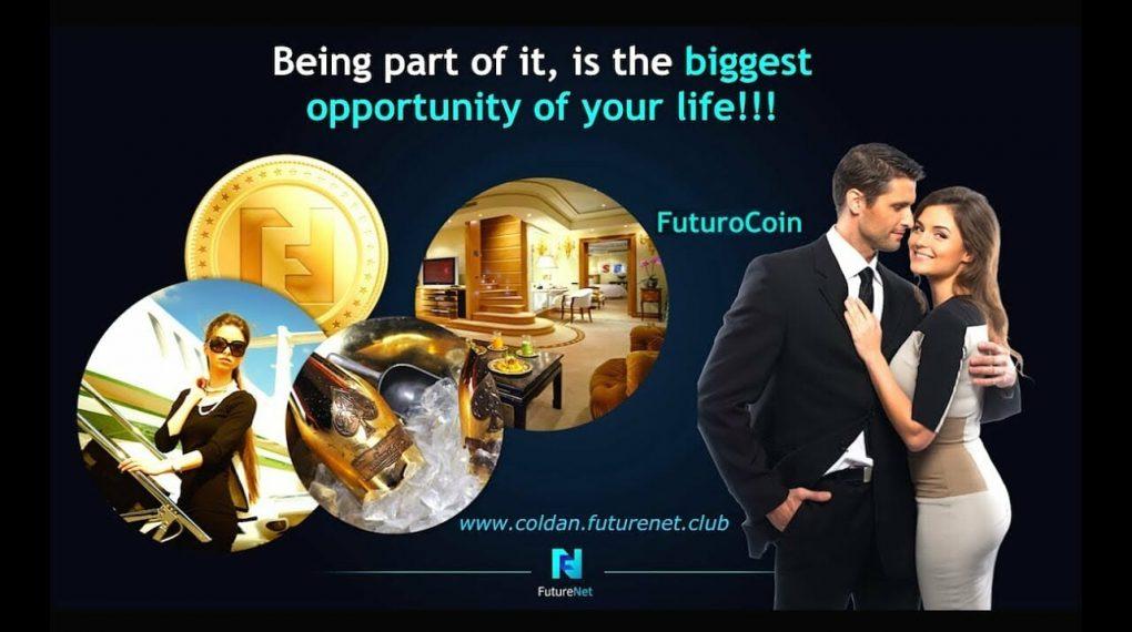 Futurenet coin - Đồng tiền điện tử của FutureNet