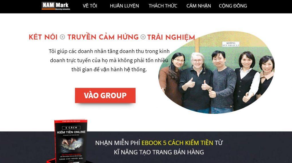 Bio link Nam Trịnh